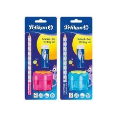 Pelikan Set Potlood Hb+Gom+Slijper