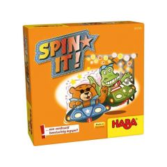 Supermini Spel Spin It
