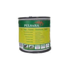 Pulsara Lint 20Mm 4 Rvs Geleiders, Wit, 200M