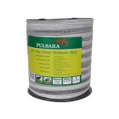 Pulsara Lint 40Mm 8 Rvs Geleiders, Wit, 200M