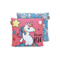 Zaka Unicorn Polyester Cushion 40X40Cm