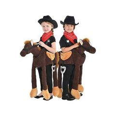Kinderen Costume Ride On Poney 3+