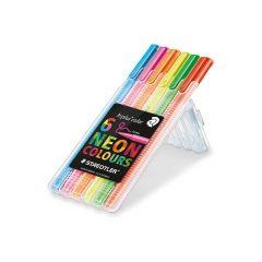 Staedtler Box Triplus Kleurstift Color Neon