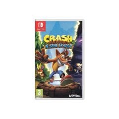 Nintendo Switch Crash Bandicoot N Sane Trilogy