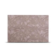 S&P Placemat 30X45Cm Flowers Bruin Tabletop