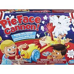 Spel Slagroomsnoet Pie Face Cannon