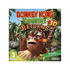 3Dsb Donkey Kong Country Returns 3D