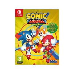 Nintendo Switch Sonic Mania Plus