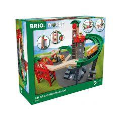 Brio Lift & Load Warehouse