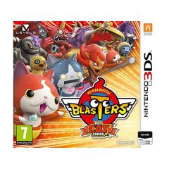 3Ds Yo-Kai Watch Blasters - Red Cat Corps