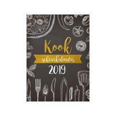 Kook Scheurkalender 2019
