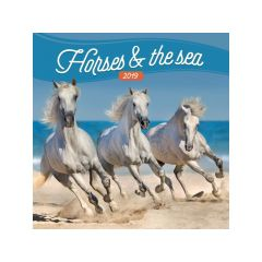 Kalender Horses & The Sea 30X30