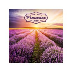 Kalender Provence 30X30 - Scented
