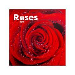 Kalender Roses 30X30 - Scented