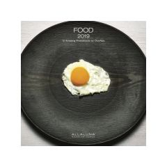 Kalender Food 30X30