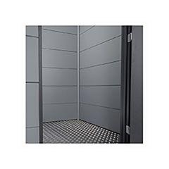 Telluria Eleganto Binnenwand 2,4X2,4M Flat Coat Grijs