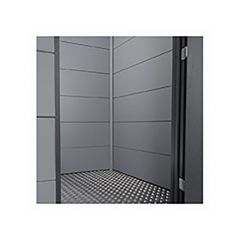 Telluria Eleganto Binnenwand 2,7X2,1M Flat Coat Grijs