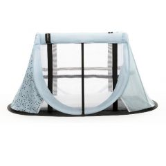 AEROMOOV INSTANT TRAVEL COT BLUE MOUNTAIN