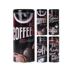 Blik Voor Koffie Pad Rond 75Mm