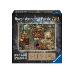 Ravensburger P 759 St. Escape 3 Kitchen Of A Witch