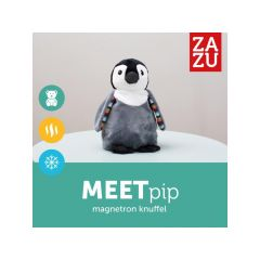 Zazu Warmies Coolies Pip The Penguin