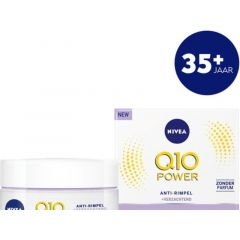 Nivea Q10 Power + Apaisant Soin De Jour Spf15 50 Ml