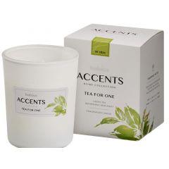 Bolsius Glass F. + Scent 92/76 Tea