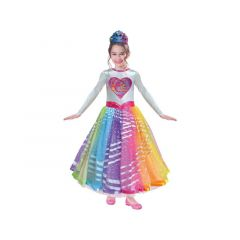 Barbie Rainbow Magic Deluxe Costume 3/5 Yrs