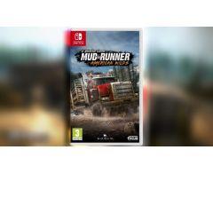 Nintendo Switch Spintires - Mudrunner American Wilds Edit