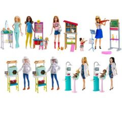 Barbie Careers Playset Assortiment Prijs Per Stuk