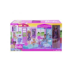Barbie Huis Met 1 Pop