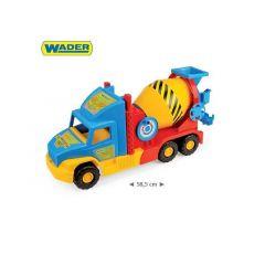 Wader Super Truck Betonwagen 58.5Cm