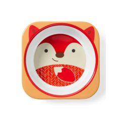Zoo Bowl Fox