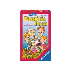 Pocketspel Familie Poen