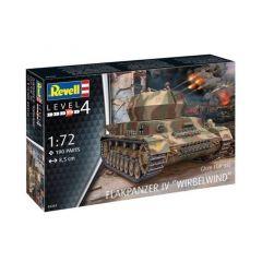 Revell 03267 Flakpanzer Iv Wirbelwind