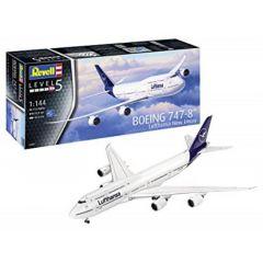 Revell 03891 Boeing 747-8 Lufthansa New L