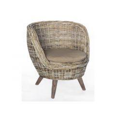 Bucket Chair Round 82X77Xh70Cm