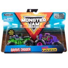 Monster Jam 1:64 Die-Cast Trucks