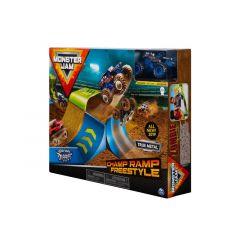 Monster Jam 1:64 Stunt Playsets