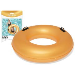Bestway 36127 Gold Swim Ring 91Cm