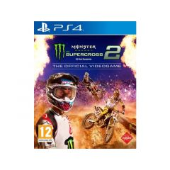 Ps4 Monster Energy Supercross 2