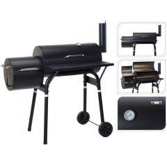 Bbq Grill En Smoker