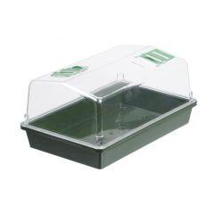 Mini-Kweekbak - Kweekbak, Deksel Met Vent. H18 X 37,5 X 24 Cm -