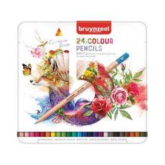 Bruynzeel Expression Kleurpotloden 24#
