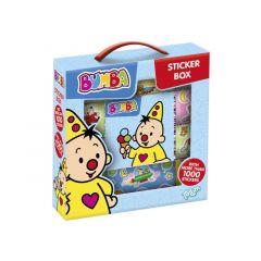 Bumba Stickerbox - 12 Rolls + Booklet