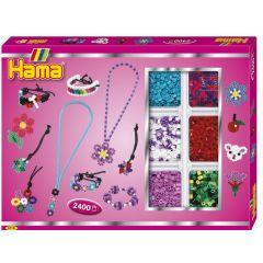 Hama Activity Box I/H Roze 2400 St.