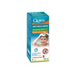 Quies Antiluizen En Neten Shampoo 125Ml