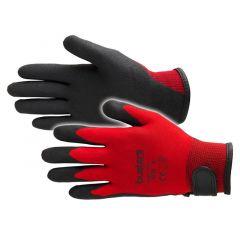 Busters Handschoen Garden Grip Fit Red, S/M (7)