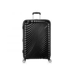 American Tourister Jetglam Spinner 77/28 Tsa Exp Metallic Black