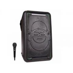 Idance Megabox 500 Bluetooth Speaker + Black  Handle/Black